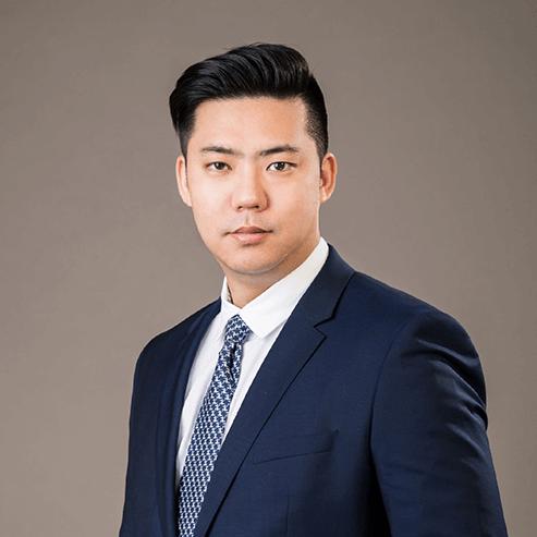 Justin Ahn   Senior Loan officer